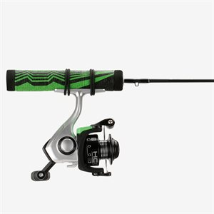 Hybrid Comfort Grip Hardwater Combo