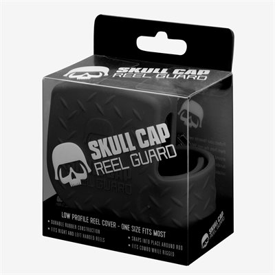 Skull Cap Low-Profile Casting Reel Cover